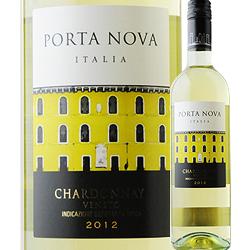 シャルドネ・ポルタノヴァ リバティーワインズ 2012年 イタリア ヴェネト 白ワイン 辛口 750ml