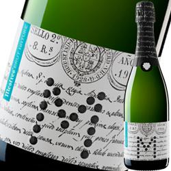 メストレス・ブリュット・ナチュレ メストレス 2012年 スペイン カタルーニャ スパークリングワイン・白 極辛口 750ml