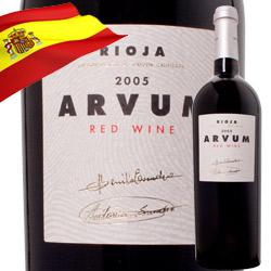 アルヴム ヴァルサクロ 2005年 スペイン ラ・リオハ 赤ワイン フルボディ 750ml
