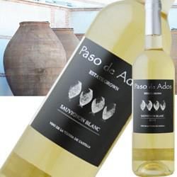 パソ・デ・アドス・ソーヴィニョン・ブラン ボデガス・アルスピデ 2016年 スペイン カスティーリャ・ラ・マンチャ 白ワイン 辛口 750ml