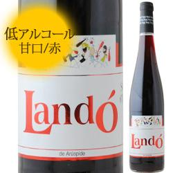 ランド・デ・アルスピデ・ティント ボデガス・アルスピデ NV スペイン カスティーリャ・ラ・マンチャ 赤ワイン(低アルコールワイン) 甘口 750ml