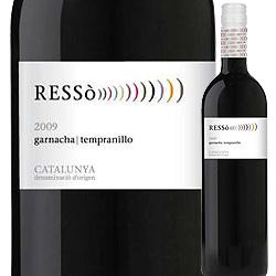 レッソ ティント マサックス 2016年 スペイン カタルーニャ 赤ワイン ミディアムボディ 750ml