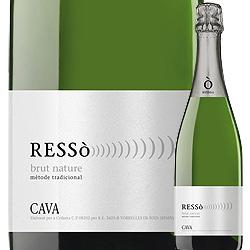 カヴァ・レッソ ブリュット・ナチュレ マサックス NV スペイン カタルーニャ スパークリングワイン・白 極辛口 750ml