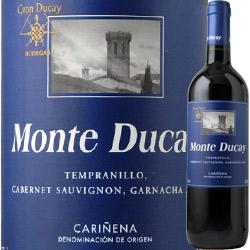 モンテ・デュカイ・ホーベン・ティント ボデガス・サン・ヴァレーロ 2012年 スペイン アラゴン 赤ワイン ミディアムボディ 750ml