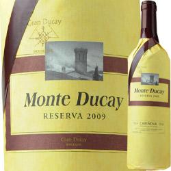 モンテ・デュカイ・レセルヴァ ボデガス・サン・ヴァレーロ 2009年 スペイン アラゴン 赤ワイン フルボディ 750ml