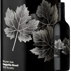 テルツェット カンガリーラ・ロード・ワイナリー 2015年 オーストラリア サウス・オーストラリア 赤ワイン フルボディ 750ml