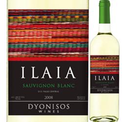 イライア・ソーヴィニョン・ブラン ヴィニャ・マーティ 2017年 チリ セントラル・ヴァレー 白ワイン 辛口 750ml