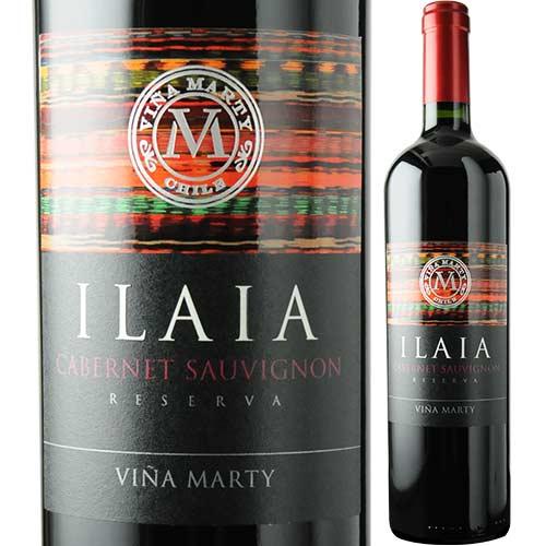 イライア・カベルネ・ソーヴィニョン ヴィニャ・マーティ 2016年 チリ セントラル・ヴァレー 赤ワイン フルボディ 750ml