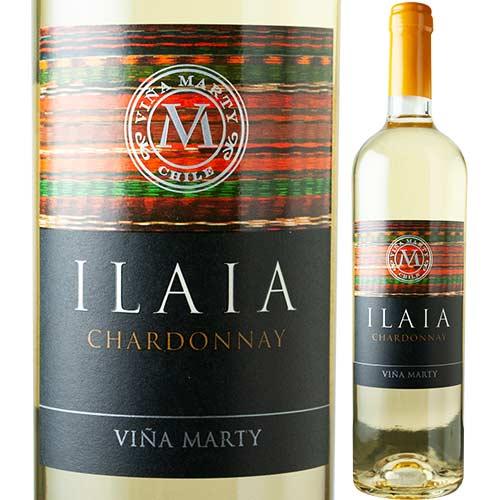 イライア・シャルドネ ヴィニャ・マーティ 2016年 チリ セントラル・ヴァレー 白ワイン 辛口 750ml