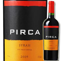 ピルカ・シラー ヴィニャ・マーティ 2014年 チリ ペンカウエ・ヴァレー 赤ワイン フルボディ 750ml