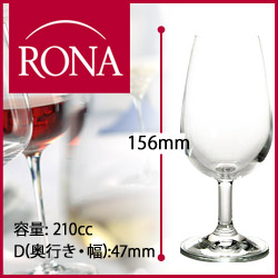 ロナ テイスティンググラス
