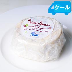 ブリア・サヴァラン 約200g BRILLAT SAVARIN フランス チーズ(フレッシュタイプ)