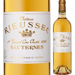 シャトー・リューセック 2013年 フランス ボルドー 白ワイン 極甘口 750ml