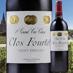 シャトー・クロ・フルテ 2011年 フランス ボルドー 赤ワイン フルボディ 750ml