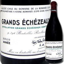 グラン・エシェゾー・グラン・クリュ ドメーヌ・ド・ラ・ロマネ・コンティ 2011年 フランス ブルゴーニュ 赤ワイン フルボディ 750ml