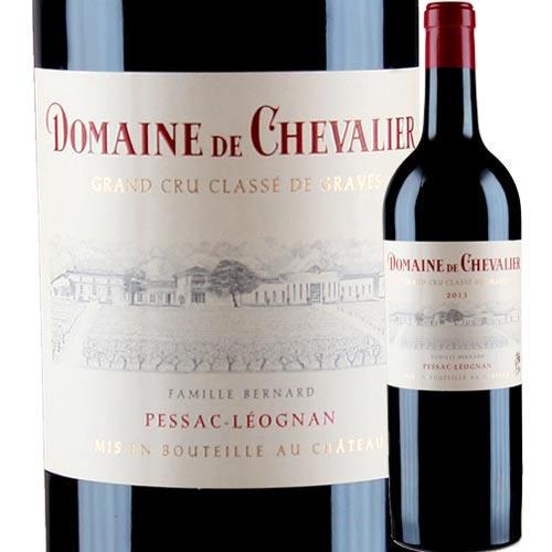 ドメーヌ・ド・シュヴァリエ・ルージュ 2011年 フランス ボルドー 赤ワイン フルボディ 750ml