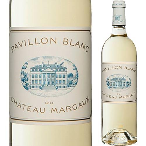 パヴィヨン・ブラン・デュ・シャトー・マルゴー 2013年 フランス ボルドー 白ワイン 辛口 750ml