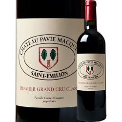 シャトー・パヴィ・マカン 2013年 フランス ボルドー 赤ワイン フルボディ 750ml