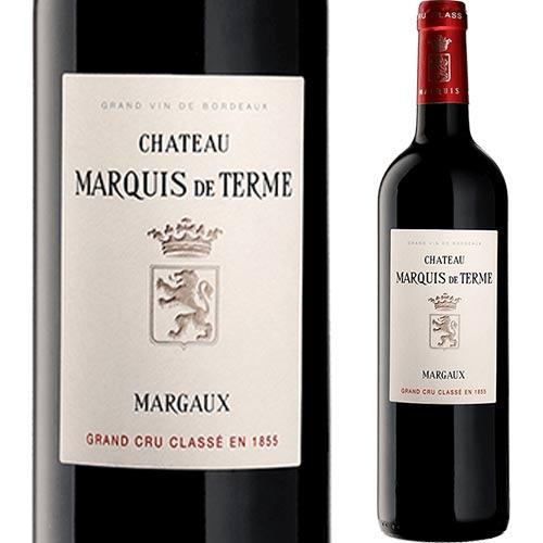 シャトー・マルキ・ド・テルム 2011年 フランス ボルドー 赤ワイン フルボディ 750ml