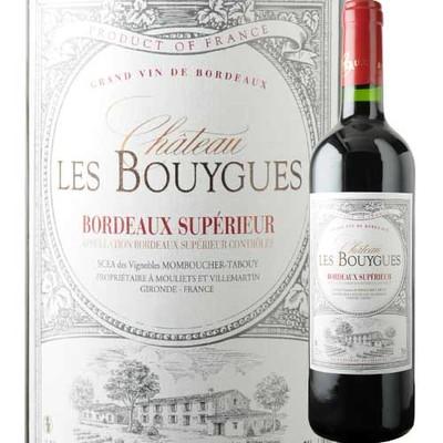 シャトー・レ・ブイグ 1985年 フランス ボルドー 赤ワイン フルボディ 750ml
