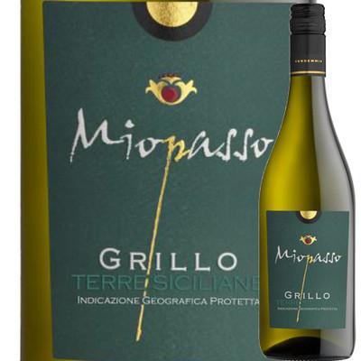 ミオパッソ・グリッロ ワイン・ピープル 2017年 イタリア シチリア 白ワイン 辛口 750ml
