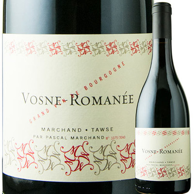 ヴォーヌ・ロマネ パスカル・マルシャン 2014年 フランス ブルゴーニュ 赤ワイン フルボディ 750ml