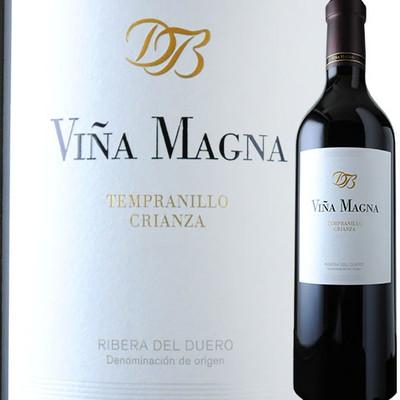 ヴィーニャ・マグナ・クリアンサ ドミニオ・バスコンシリョス 2010年 スペイン リベラ・デル・デュエロ 赤ワイン フルボディ 750ml