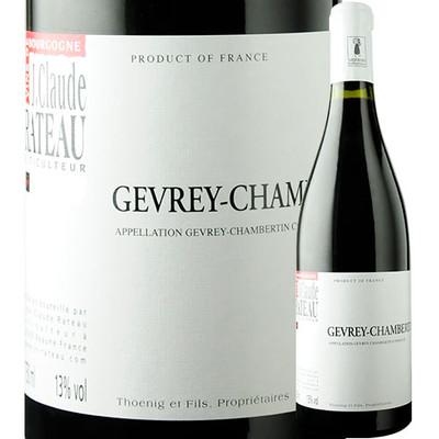 ジュヴレ・シャンベルタン ジャン・クロード・ラトー 2015年 フランス ブルゴーニュ 赤ワイン ミディアムボディ 750ml