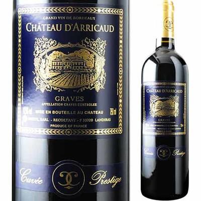 シャトー・ダリコー 2004年 フランス ボルドー 赤ワイン フルボディ 750ml