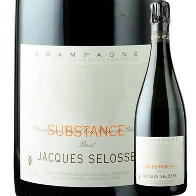シュブスタンス ジャック・セロス NV フランス シャンパーニュ シャンパン・白 辛口 750ml