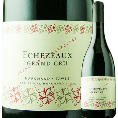 エシェゾー・グラン・クリュ パスカル・マルシャン 2014年 フランス ブルゴーニュ 赤ワイン フルボディ 750ml