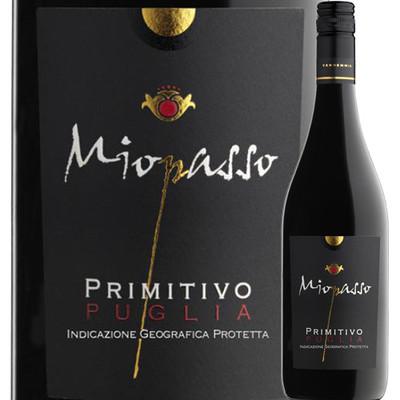 ミオパッソ・プリミティーヴォ ワイン・ピープル 2017年 イタリア プーリア 赤ワイン フルボディ 750ml