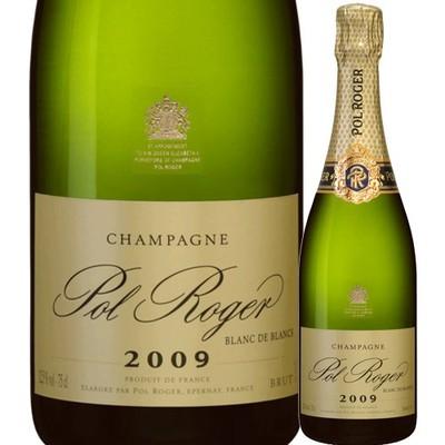 ブラン・ド・ブラン・ミレジメ ポル・ロジェ 2009年 フランス シャンパーニュ シャンパン・白 辛口 750ml