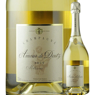 アムール・ド・ドゥーツ ドゥーツ 2007年 フランス シャンパーニュ  シャンパン・白  750ml