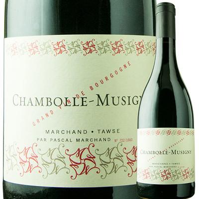 シャンボール・ミュジニー パスカル・マルシャン 2014年 フランス ブルゴーニュ 赤ワイン フルボディ 750ml