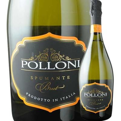 ポローニ・スプマンテ・ブリュット ワイン・ピープル NV イタリア ヴェネト スパークリングワイン(白) 辛口 750ml
