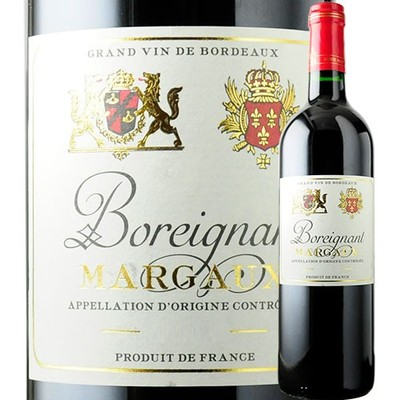 ボレイニャン 2017年 フランス ボルドー マルゴー 赤ワイン フルボディ 750ml