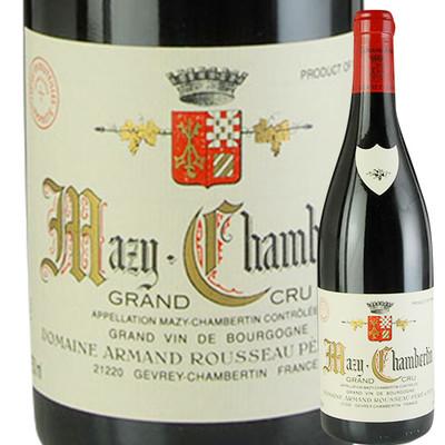 マジ・シャンベルタン・グラン・クリュ アルマン・ルソー 2012年 フランス ブルゴーニュ ジュヴレ・シャンベルタン 赤ワイン  750ml