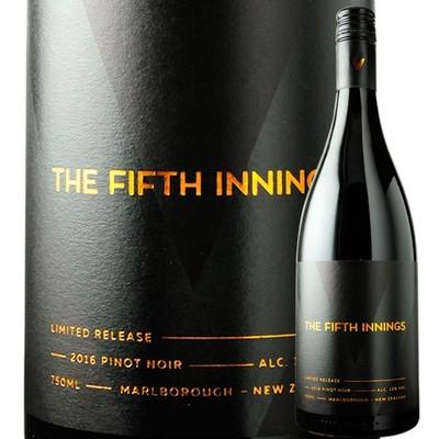 フィフス・イニングス・ピノ・ノワール ミスティ・コーヴ 2016年 ニュージーランド 赤ワイン フルボディ 750ml