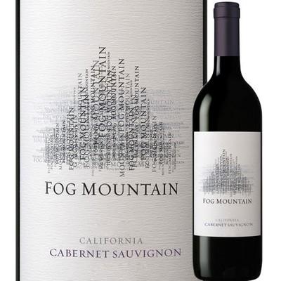 フォグ・マウンテン・カベルネ・ソーヴィニヨン ジャン・クロード・ボワセ 2016年 アメリカ カリフォルニア 赤ワイン フルボディ 750ml