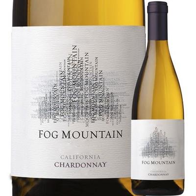 フォグ・マウンテン・シャルドネ ジャン・クロード・ボワセ 2016年 アメリカ カリフォルニア 白ワイン 辛口 750ml