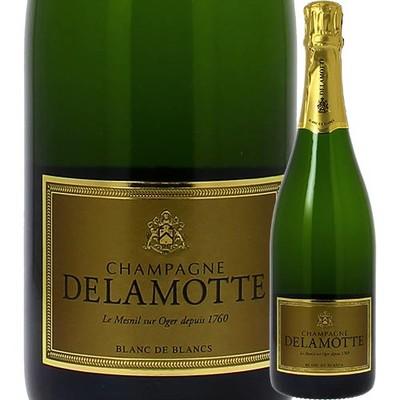 ドゥラモット・ブリュット・ブラン・ド・ブラン 2007年 フランス シャンパーニュ シャンパン・白 辛口 750ml