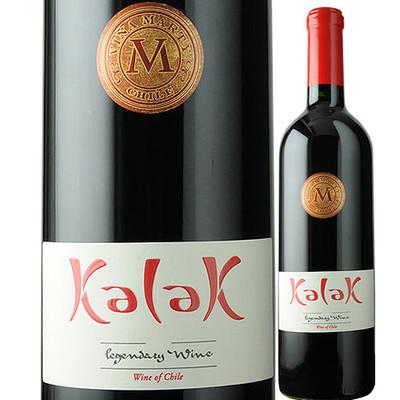 カラク ヴィニャ・マーティ 2014年 チリ セントラル・ヴァレー 赤ワイン フルボディ 750ml