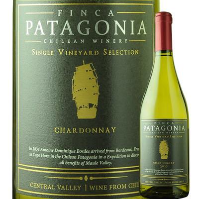 シャルドネ・シングル・ヴィンヤード フィンカ・パタゴニア 2017年 チリ マウレヴァレー 白ワイン 辛口 750ml