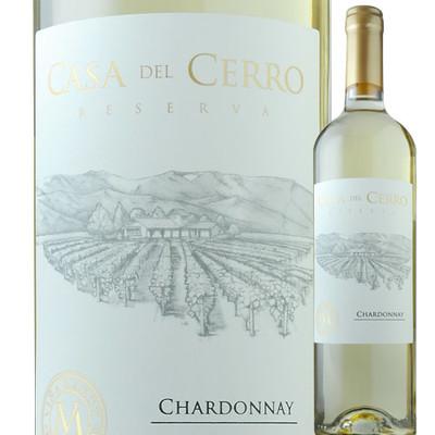 カサ・デル・セロ・レゼルヴァ・シャルドネ ヴィニャ・マーティ 2017年 チリ セントラル・ヴァレー 白ワイン 辛口 750ml