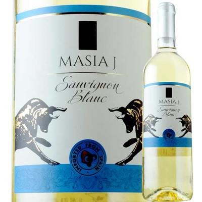 マジア・J・ソーヴィニョン・ブラン アルケミー・ワインズ 2017年 スペイン カスティーリャ・ラ・マンチャ 白ワイン 辛口 750ml