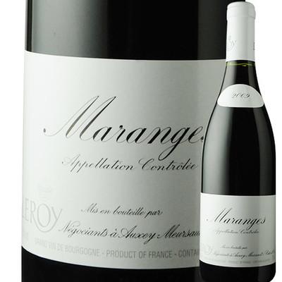 マランジュ メゾン・ルロワ 2009年 フランス ブルゴーニュ 赤ワイン フルボディ 750ml