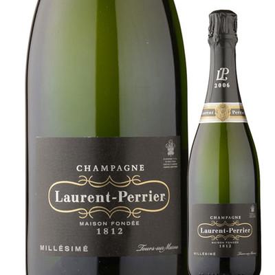 ブリュット・ミレジメ ローラン・ペリエ 2006年 フランス シャンパーニュ  シャンパン・白  750ml