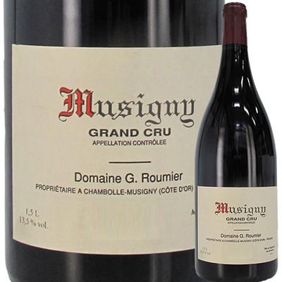 ミュジニィ・グラン・クリュ ジョルジュ・ルーミエ 2010年 フランス ブルゴーニュ シャンボール・ミュジニー 赤ワイン  750ml