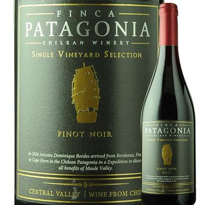 ピノ・ノワール・シングル・ヴィンヤード フィンカ・パタゴニア 2017年 チリ マウレヴァレー 赤ワイン ミディアムボディ 750ml